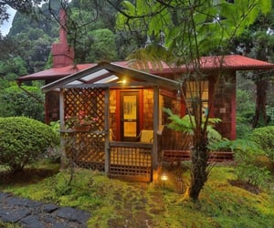 cottage, cozy, and garden image