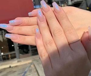 manos, nails, and uñas postizas image