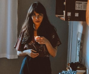 creepy, girl, and dark image