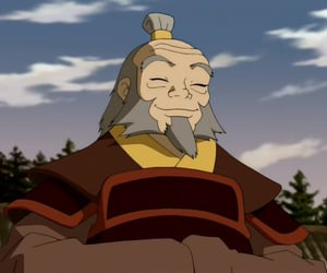 avatar the last airbender, iroh, and uncle iroh image