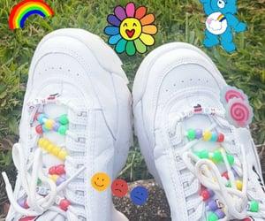 rainbow, bts, and jhope edit image