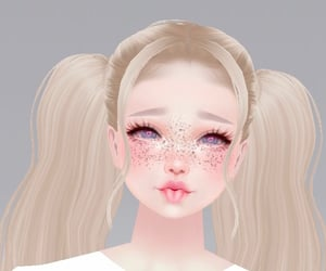 imvu and imvu avatar image