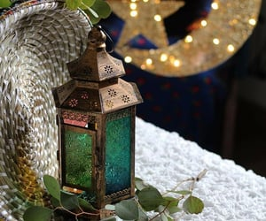 Ramadan and فانوس image