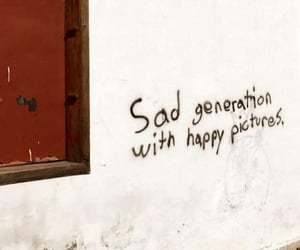 generation, happy, and quotation image
