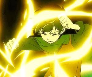 anime, BAM, and gif image