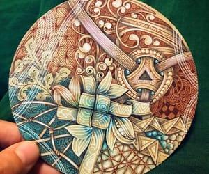 zentangle. image