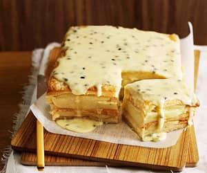custard and vanilla image