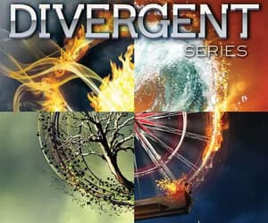 cartoon, divergent, and factions image