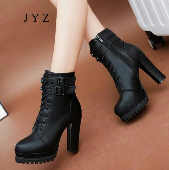 boots, heels, and sneakers image