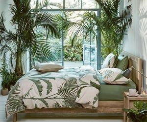green, green and white, and house inspiration image