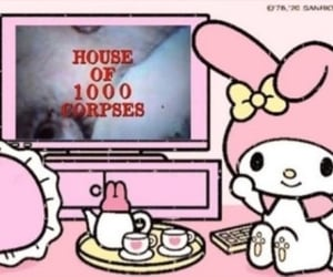 sanrio, archive, and pink image