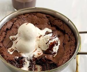 chocolate, yummy, and ice cream image