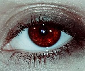 aesthetic, dark, and eye image