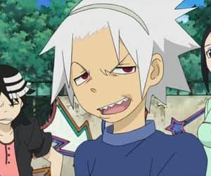 anime, tsubaki, and soul image
