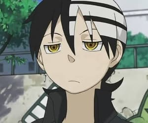 anime, soul eater, and death the kid image