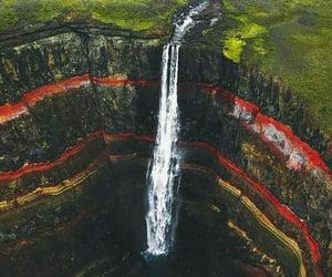 belleza, paisaje, and cascada image