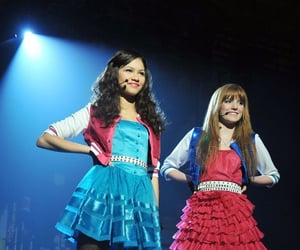 bella thorne and shake it up image