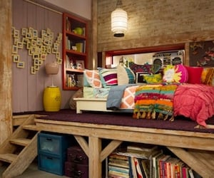 good luck charlie, bedroom, and teddy duncan image