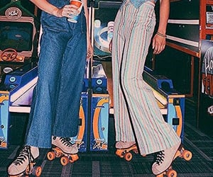 vintage, retro, and 70s image