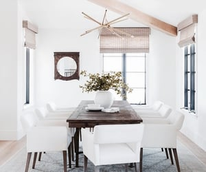 architecture, casa, and dining room image