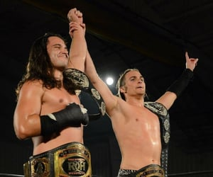 ring of honor, the young bucks, and aew image