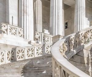 art, column, and Athens image