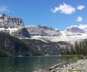 Alberta, canadian rockies, and canada image