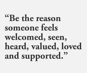 quotes, people, and support image