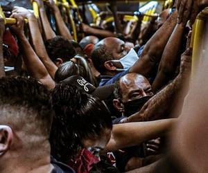 protestos, quarentena, and quarentine image