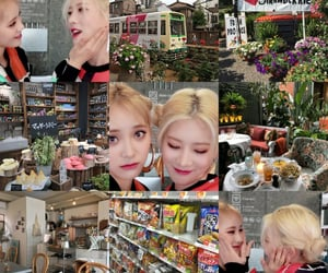 aesthetic, colorful, and korean image