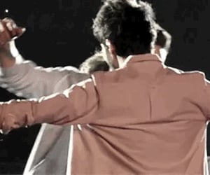 tour, one direction, and zayn image