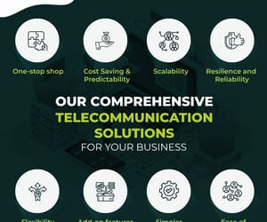 telecom solutions and complete solution image