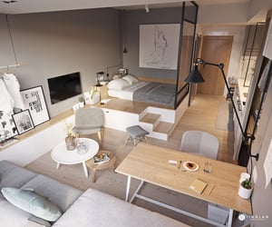 amazing, inspiration, and modern home image