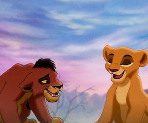 kiara, the lion king, and el rey leon image