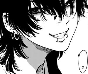 aesthetic, icon, and manga image