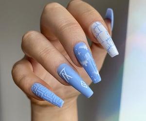 blue, Christian Dior, and fendi image