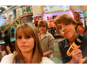 dylan sprouse, cole sprouse, and disney image