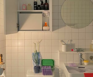 bathroom, colour, and home image