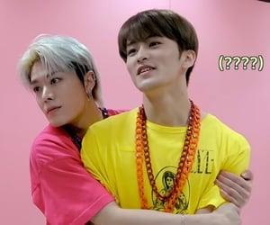 hug, kpop, and mark image