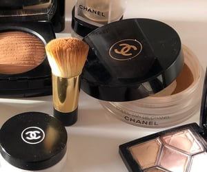 chanel, makeup, and aesthetic image