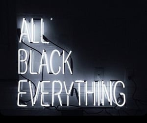 aesthetic, black, and color image