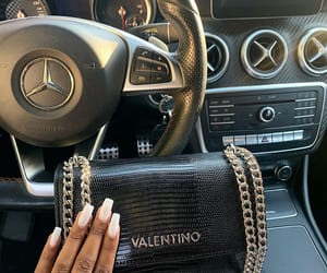 fashion, mercedes, and Valentino image