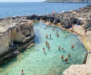 holiday, italy, and places image