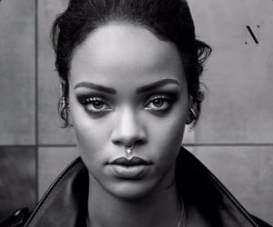 magazine, rihanna, and russian image