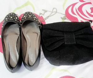 black, girls, and purse image