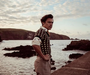 Harry Styles, adore you, and fine line image