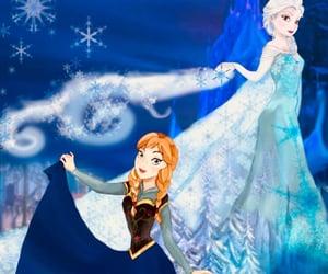 anna, cool, and princess image