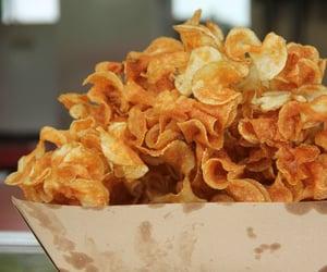 crisps and potato chips image