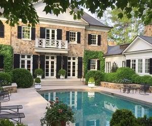 house and luxury house image