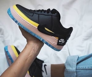 black, shoes, and sneakers image